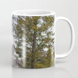 Hiking to Taggart Lake Coffee Mug