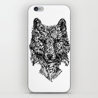 hunter x hunter iPhone & iPod Skins featuring Hunter by René Campbell