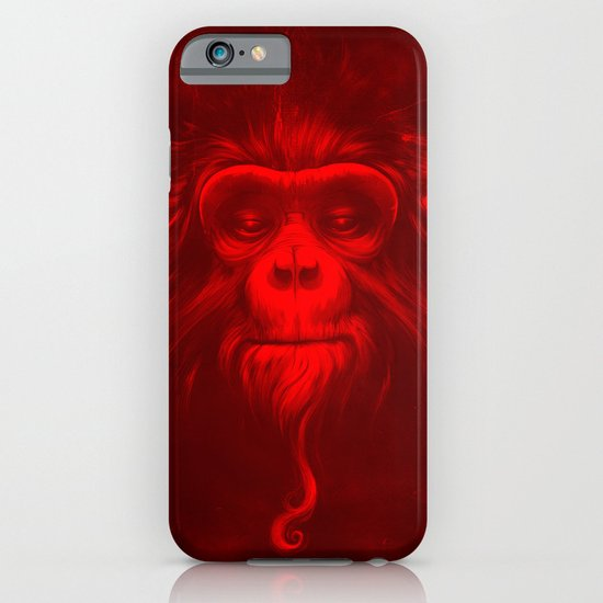 Twelfth Monkey iPhone & iPod Case