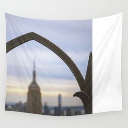 Empire state of mind Wall Tapestry