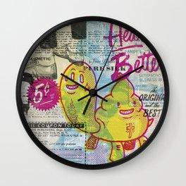 'Hear it better' 2015 Wall Clock
