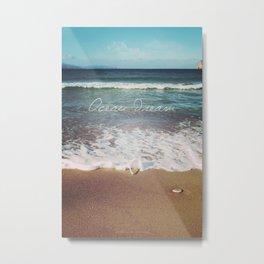 Ocean Dream V Metal Print