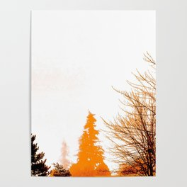 Autumn in Lynnwood Poster