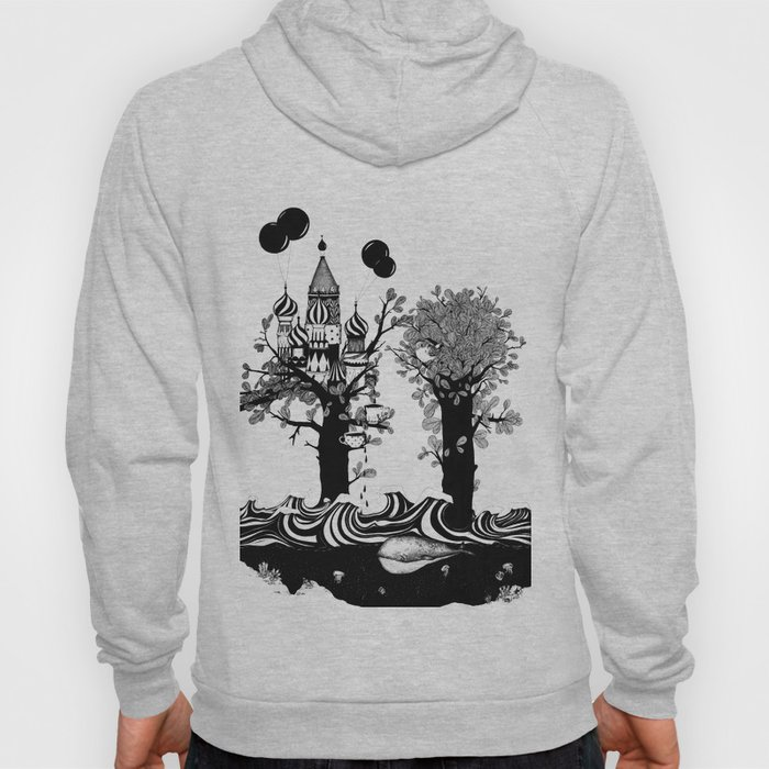 The Whale and The Balloons Hoody
