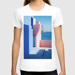 Colour architecture T-shirt