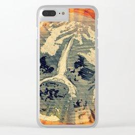 Finn my love Clear iPhone Case