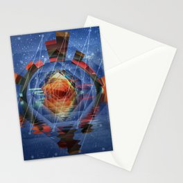 Periphery Nerve Center Stationery Cards