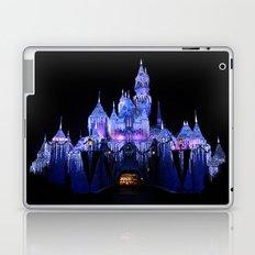 Sleeping Beauty's Winter Castle Laptop & iPad Skin
