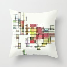 Cocktail Hour Throw Pillow