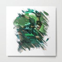 League of Legends Headhunter NIDALEE Metal Print
