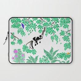Rainforest Madagascar Laptop Sleeve