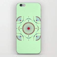 Bows and Arrows Design iPhone & iPod Skin