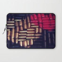 Make Love NOT War Laptop Sleeve