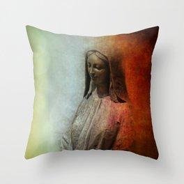 contemplation Throw Pillow