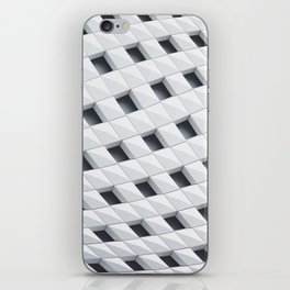Building Abstract iPhone Skin