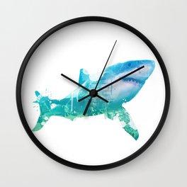 Shark 2016 Wall Clock