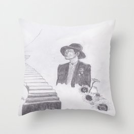 She is my Home Throw Pillow