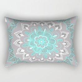 Bubblegum Lace Rectangular Pillow