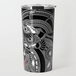 roar from the east Travel Mug