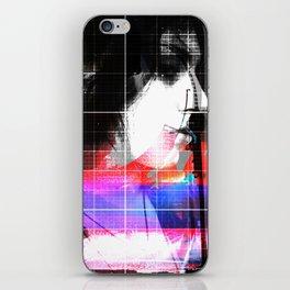 Neon Skies iPhone Skin