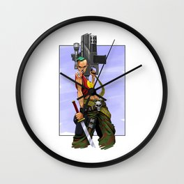 Have a nice day:) Wall Clock