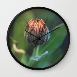 In the background Wall Clock