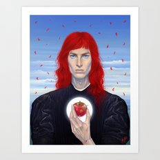 Heartless Art Print