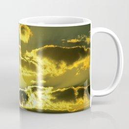 Adumbration in Yellow Coffee Mug
