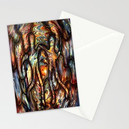 The Dancers by rafi talby Stationery Cards