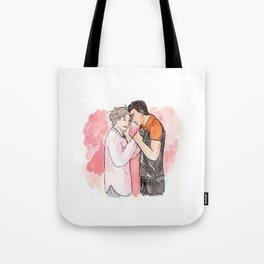 Inktober - DaiSuga Tote Bag