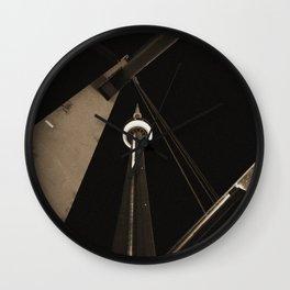 RooF Wall Clock