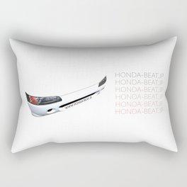 BEAT FRONT MASK Rectangular Pillow
