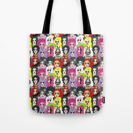 Kim Chi Pattern Tote Bag