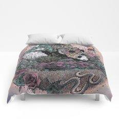 Land of the Sleeping Giant Comforters