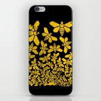 escher iPhone & iPod Skins featuring Breaking Escher by swissette
