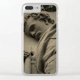 9th Pennsylvania Reserves Clear iPhone Case