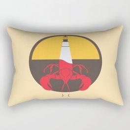 Lobster House Rectangular Pillow