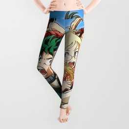 My Hero v.1 Leggings