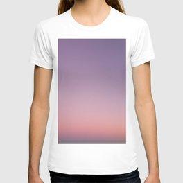 LA sunset sky gradient 243 T-shirt