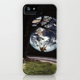 Memories within a journey iPhone Case
