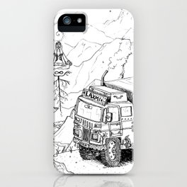 The Road iPhone Case