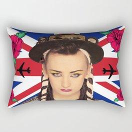 boy George Rectangular Pillow