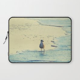 Braving the Waves Laptop Sleeve