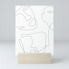Sculpt Mini Art Print