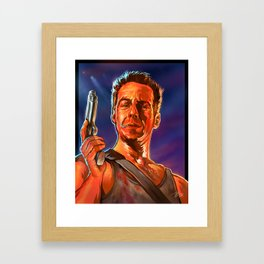 """""""Welcome to the party, pal."""" Framed Art Print"""