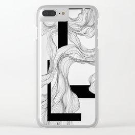 Heterogeneous Clear iPhone Case
