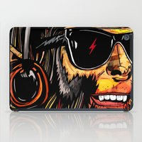 teen wolf iPad Cases featuring Teen Wolf by Vasco Vicente