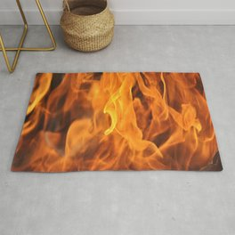 Too Hot to Handle Rug