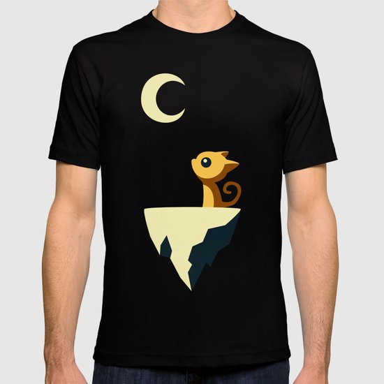 Moon Cat T-shirt