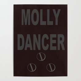 Molly Dancer Poster